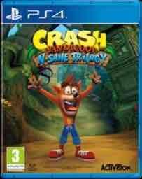 Crash Bandicoot N.Sane Trilogy (PS4) preorder £29.99 @ Grainger games