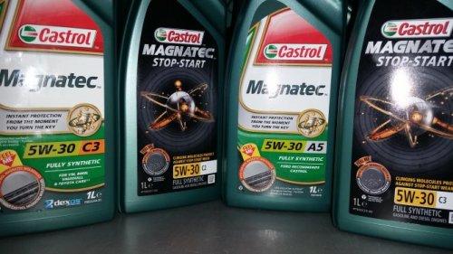 engine oil, Castrol, 1l, Morrison, New Brighton - £2.25