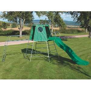 TP Explorer 2 frame, den, jungle run & slide only £199.99 at Amazon
