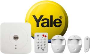Yale SR320 Smart Home Alarm System - £250 at Homebase Instore