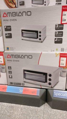 Ambiano Mini Oven - Reduced to £9.99 instore @Aldi/Northwich