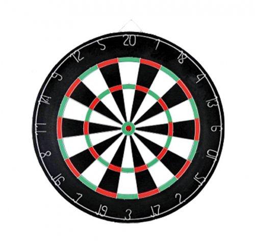 Michael Van Gerwen Flock Reversible Starter Dartboard +darts @ £5.99 argos