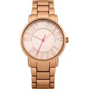 Daisy Dixon Rose Gold Christie Watch - Was £55, now £16.50 (postage £3 / free over £20) @ ASOS