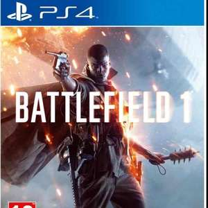Battlefield 1 (PS4/XB1) £30.85 @ Amazon / Tesco