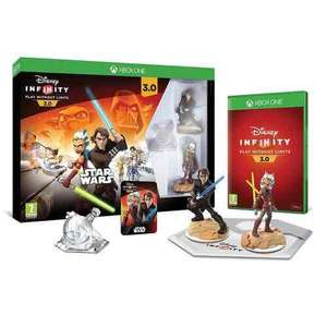 Disney Infinity 3.0 Star Wars Starter Pack (PS4/Xbox One/PS3/Xbox 360) £9.99 (C&C) @ ToysRus