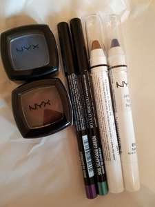 3 for 2 NYX makeup at Beauty Store (£1.95 del)