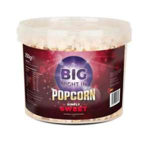 the big night in popcorn 250g only 99p @ Herons