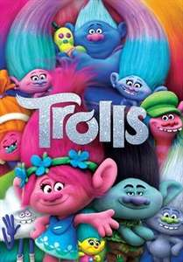 Trolls Bonus Edition £13.99 @ Sky store