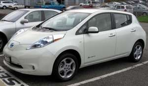 Nissan Leaf 30kWh Tekna down £199pm 2 years £500 deposit @ Nissan