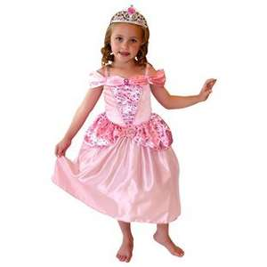 Loads of cheap costumes for World Book Day eg Rose princess with tiara now £6.99, girls pirate dress & hat now £7, boys pirate now £7.99 more in post @ Smyths toys