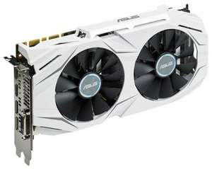 Asus RX 480 8Gb White £183.72 @ One Stop PCShop