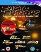 Fast & Furious 1-6 (Blu-Ray) £6.11 Delivered (Using Code) @ Music Magpie (Pre Owned)