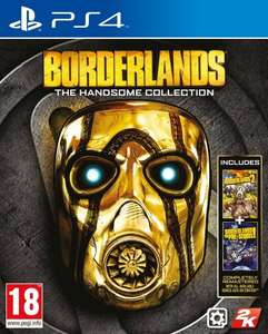 Borderlands The Handsome Collection PS4 - Xbox One £11.99 @ Argos Instore C&C or Ebay Click and Collect