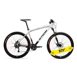 "B'TWIN Rockrider 580 Mountain Bike - 27.5"" £399.99 @ Decathlon"