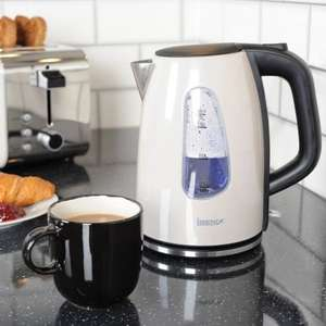 Igenix IG730C 1.7 Litre Jug Kettle 14.99 @ Tesco - Free Click & Collect (sold by go-shop-direct)