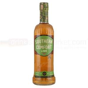 Southern Comfort Lime Whiskey Liqueur 70cl,  Bourbon & Lime Whiskey Liqueur 70cl / 20% ABV Only £10.99 Instore @ B & M Bargains! (Blaydon)