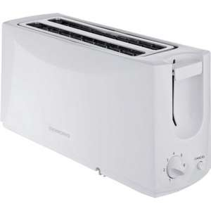 Simple Value 4 Slice Toaster White. 7 settings £11.49 @ Argos