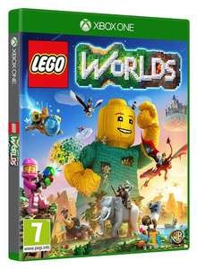 LEGO Worlds (XB1/PS4) - Pre Order £17.99 (Prime Members) Released10/03/2017 @ Amazon