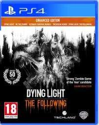 Dying Light: The Following Enhanced Edition (PS4/XO) £9.99 Delivered (Pre Owned) @ Grainger Games