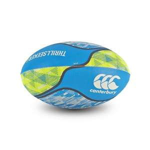Canterbury Thrill Seeker Rugby Ball (full size 5) for £3.06  - FREE Delivery with Amazon Prime when buying as an Add-on Item