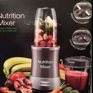 Nutrition Mixer instore @ Lidl - £26.99