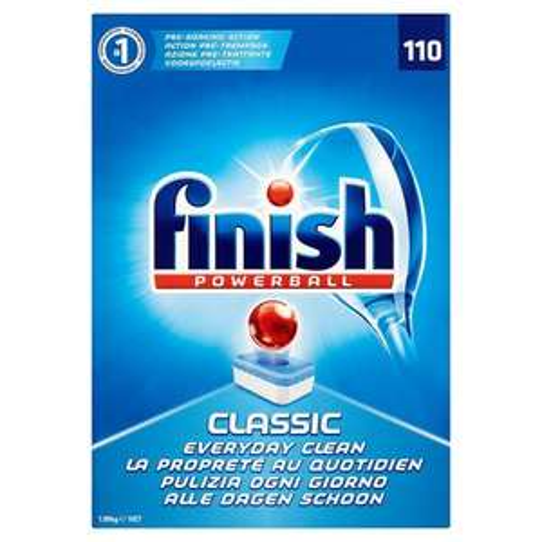 Finish Dishwasher Tablets 110 for £7.99 instore @ The Range