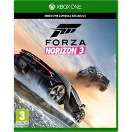 Forza Horizon 3 Xbox One £28 was £39.99 @ tesco direct