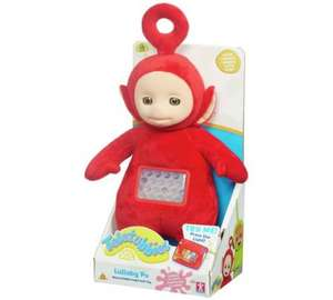 Teletubbies Lullaby Po - Musical & Nightlight - 1/2 Price £14.99 @ Argos
