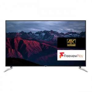 65 inch tv 4k UHD 65UME249B-P LED Smart TV £699 @ Finlux direct