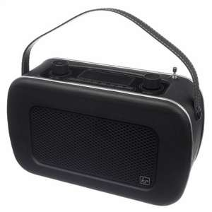 KitSound Jive DAB Radio Black £19.99 inc delivery from eBay / Vodafone