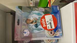 Frozen necklace and earrings £2 instore Asda stevenage