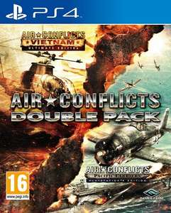 Air Conflicts Double Pack (Vietnam & Pacific Carriers)(PS4) £16.85 Delivered @ Shopto