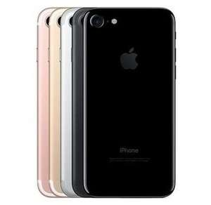 Apple iPhone 7 32GB on EE + Unlimited Minutes and Texts + 5gb of Data + FREE Phone for £35.99 a month (total cost £863.76) at MobilePhones Direct