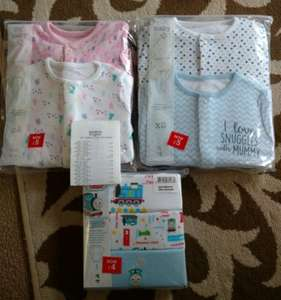 Baby Clothes From 80p in Tesco - West Bromwich