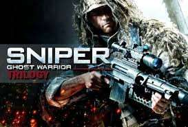 Sniper Ghost Warrior Trilogy £1.60 @ indiegala