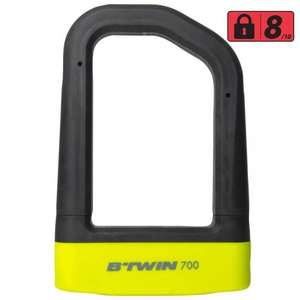 Decathlon Bike D Lock - £12.99