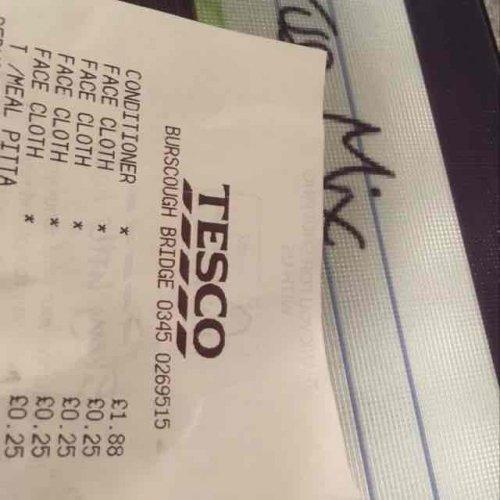 lenor summer 116 wash £1.88 instore @ Tesco
