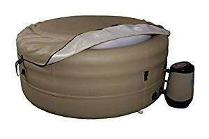 Canadian Spa - Rio Grande Portable Spa / Hot Tub - 4 Person - £479.99 via Amazon