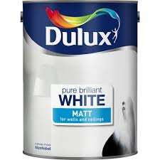 Dulux pure brilliant white Matt paint 5ltr £8.00 @ Tesco instore