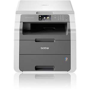 Brother DCP-9015CDW A4 Colour Multifunction Laser Printer £124.85 with 10% voucher and 6.9% TCB from Staples.co.uk