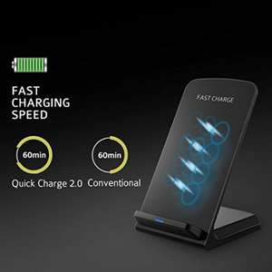 Fast Wireless Charger £15.99 (Prime) / £19.98 (non Prime) Sold by YongTop and Fulfilled by AmazonSold by YongTop and Fulfilled by Amazon