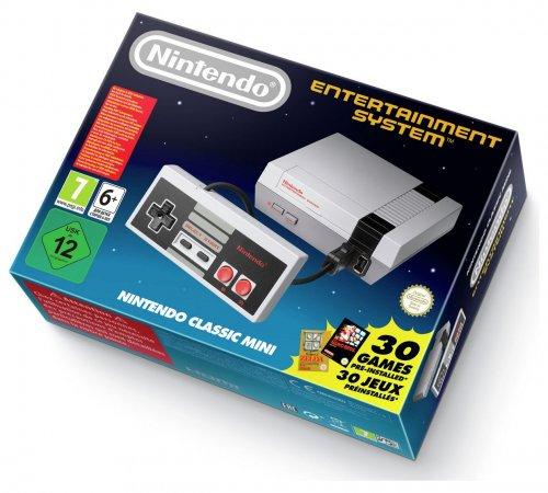 Nintendo Classic Nes Mini in stock £49.99 @ Argos
