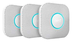 3 x Nest Protect 2 Generation Smoke and Carbon Monoxide Alarm £338.86 at Amazon. Works out at £113 each