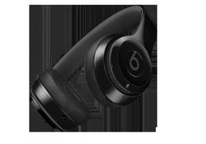 Beats By Dr. Dre Solo3 Wireless On-Ear Headphones - Gloss Black - £162.99 @ eGlobal Central