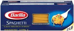 Barilla sauces and pasta £1 @ Morrisons