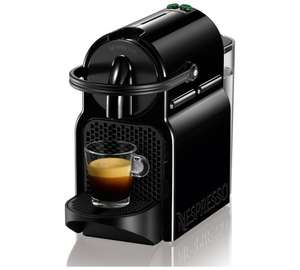 Nespresso Magimix Inissia Coffee Machine - Black £49.99 @ Argos