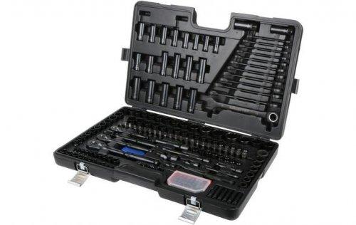 Halfords 200 Piece Socket Set - Limited Edition Black: £127.50 w/ Code