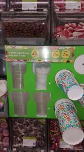 Pick & Mix half price at Wilkos from. 40p instore
