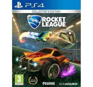 Rocket League Collector's Edition (PS4/XB1) £15 @ Tesco/Amazon
