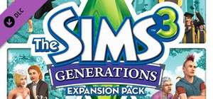 The Sims 3 Bundle 13.14 at steam plus other Sims deals @ Steam